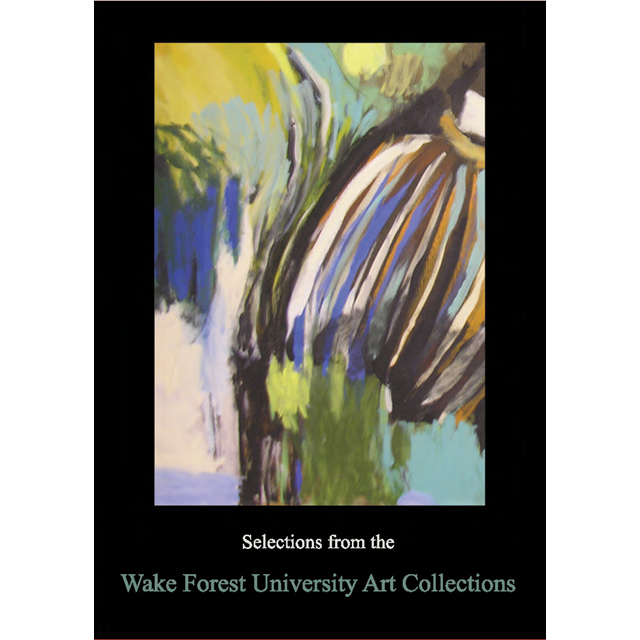 Publications WFUArtCollections