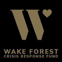 Wake Forest Crisis Response Fund logo