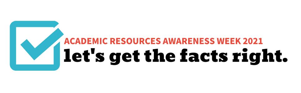 Academic Resources Awareness Week