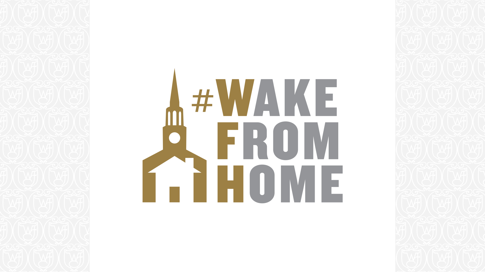 WakeFromHome wallpaper