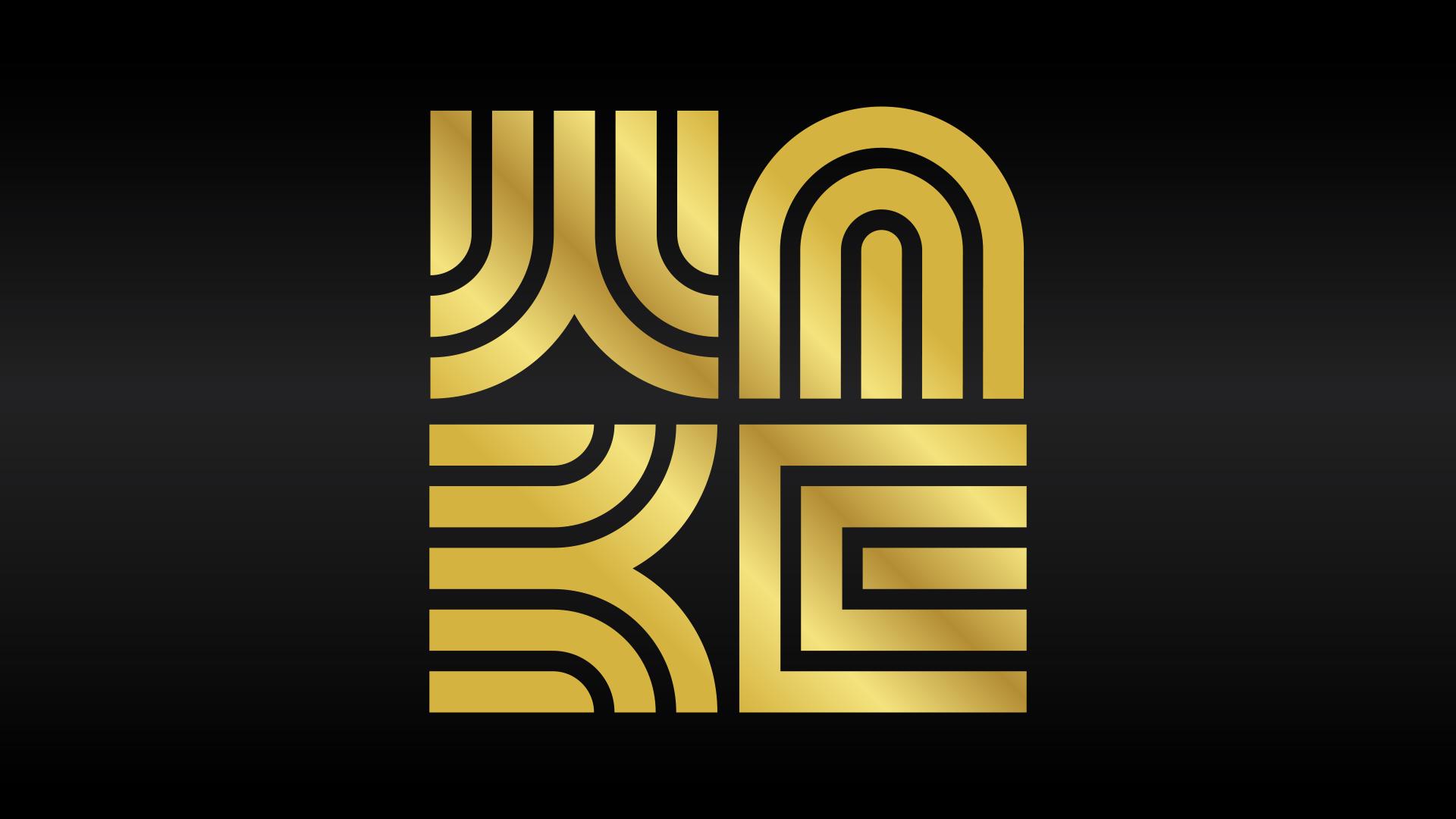WAKE Logo wallpaper
