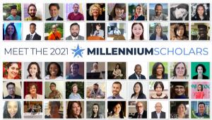 Photo: Chiles Millennium Scholar