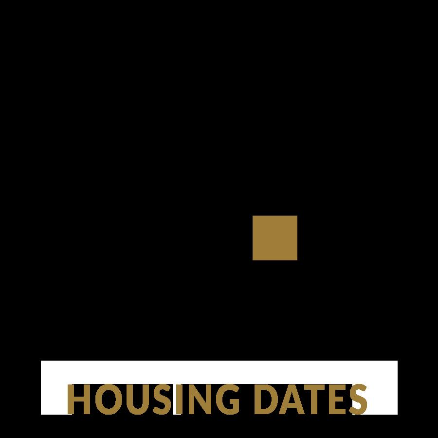 housing dates interns