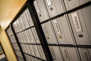 campus mail