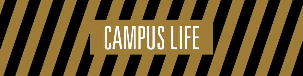 Campus Life header