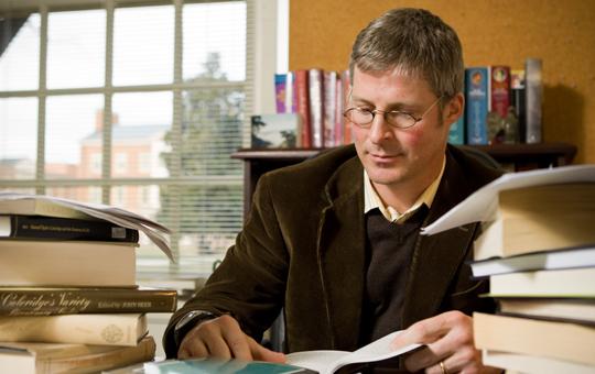 Eric Wilson reads