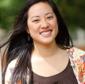 Kristy Taypongsak, Wake Forest Humanities student