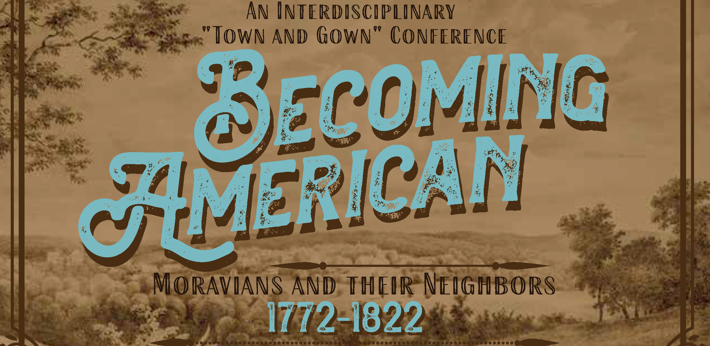 Becoming American Conference