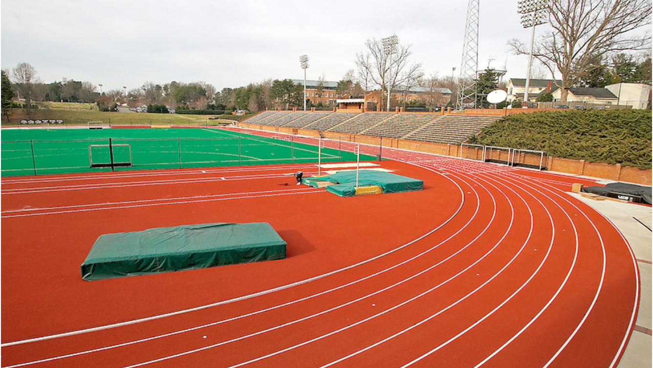 Wake Forest University's Track and Field