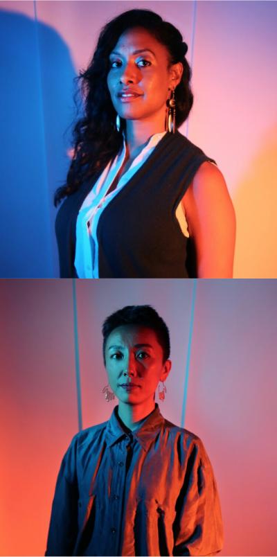 Mantin & Gao Head shots