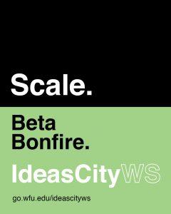 Beta Bonfire - Scale
