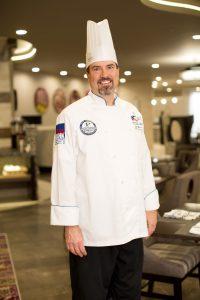 Chef Jeff Bacon