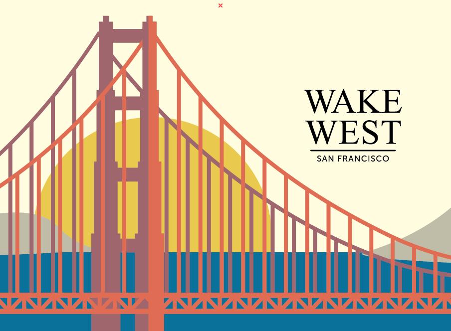Graphic of the Golden Gate Bridge