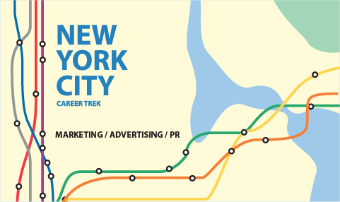 NYC Marketing Trek Graphic