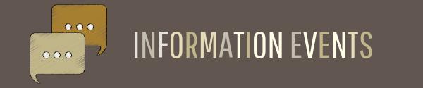 Information Event Banner