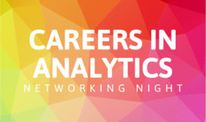 Careers in Analytics Graphic
