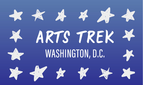 DC Arts Trek Graphic