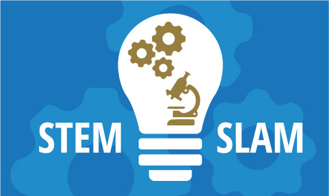 STEM Slam Graphic