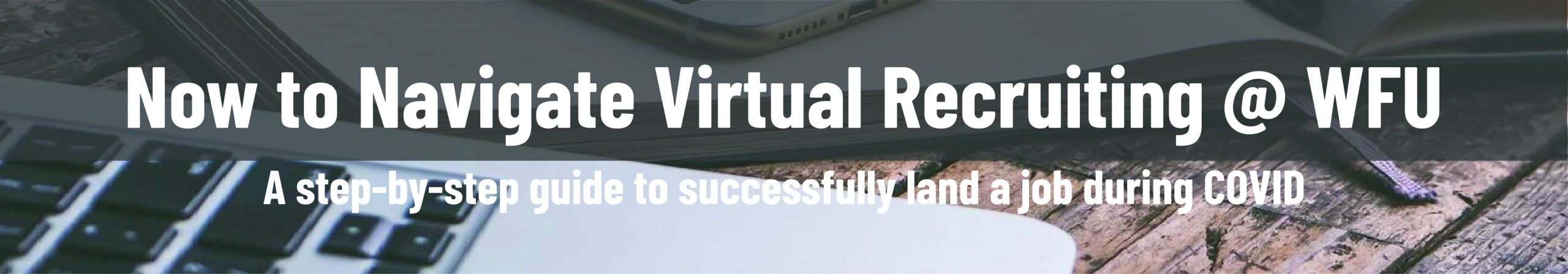 How to navigate virtual recruiting