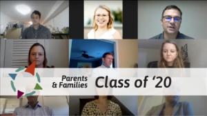 Class of '20 presentation