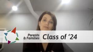Class of '24 presentation