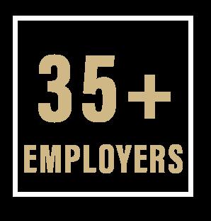35+ Employers