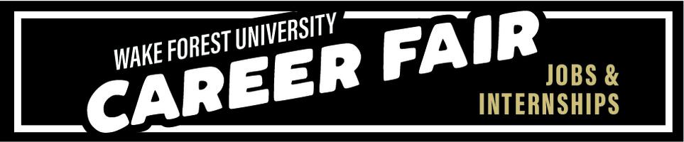 Spring 2021 WFU Career Fair