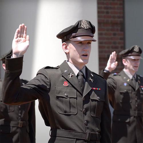 ROTC Commissioning
