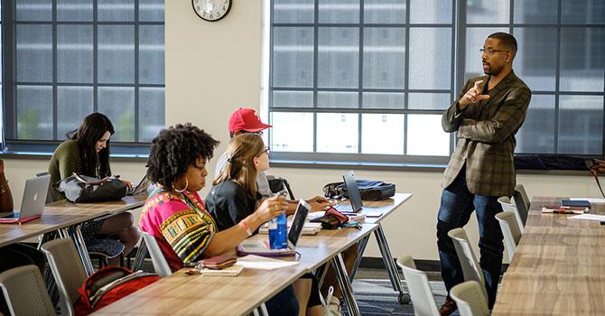 African American Studies Program Faculty