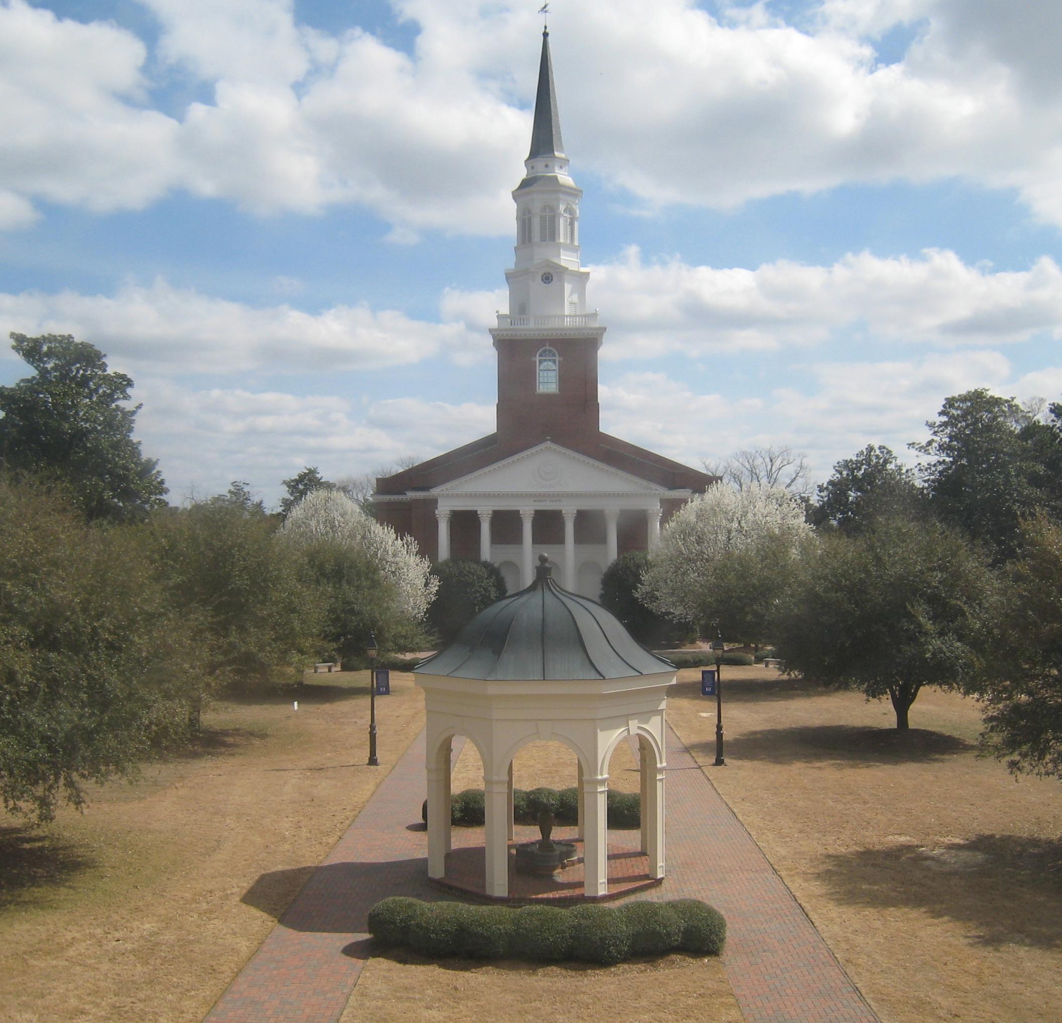 binkley chapel