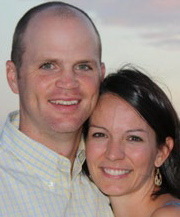 Gary Dyksterhouse ('02) and Kathryn Sturdivant Dyksterhouse ('02)