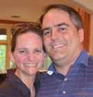 Allison Aden Simon ('94) and Clint Simon ('94)