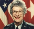 Brig. Gen. Pat Foote, first woman to command an Army brigade in Europe