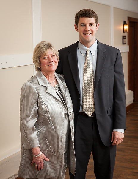 Anne Denton and Wills Denton ('10)
