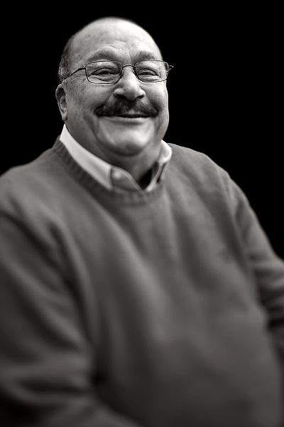 Jim Jones ('55, MD '59) - Photography by Travis Dove ('04)