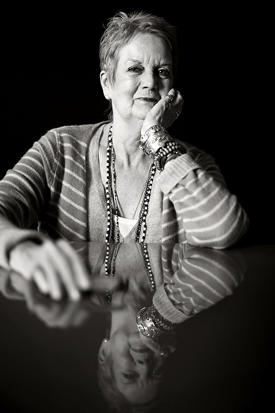 Mary Martin Niepold ('65) - Photography by Travis Dove ('04)