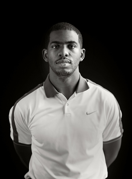 Chris Paul ('07) - Photography by Travis Dove ('04)