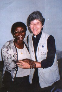 Beth Pirkle Braxton and Rachel Koigi: a Kenyan friendship that's lasted 50 years.