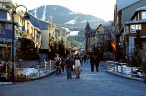 Whistler Village.