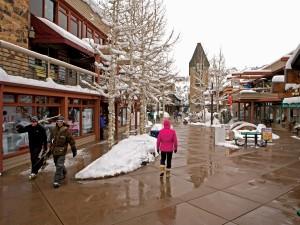 Snowmass Mall