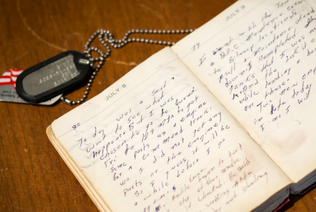 The Z. Smith Reynolds Library Special Collections houses letters from the Civil War, World War I and World War II. Donations from Wake Forest alumni veterans would be much appreciated. Please contact Tanya Zanish-Belcher to make your letters available for future generations.