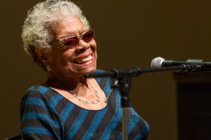 Reynolds Professor of American Studies Maya Angelou died on May 28, 2014.
