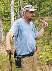 Ken Bridle is stewardship director for the Piedmont Land Conservancy.