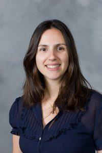 Patricia Dos Santos - Associate Professor of Chemistry