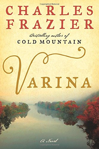 Cover of Varina by Charles Frazier