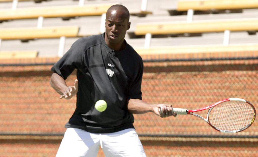 Tennis great Todd Paul ('07)