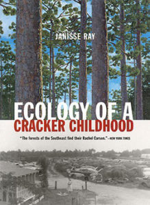 Book jacket of Ecology of a Cracker Childhood