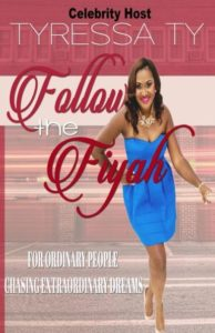 "Book jacket of ""Follow the Flyah"""