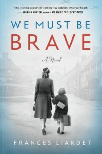 Book jacket of We Must Be Brave.