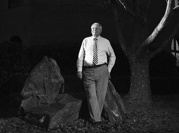 Dr. Roger Stevenson (MD '66)